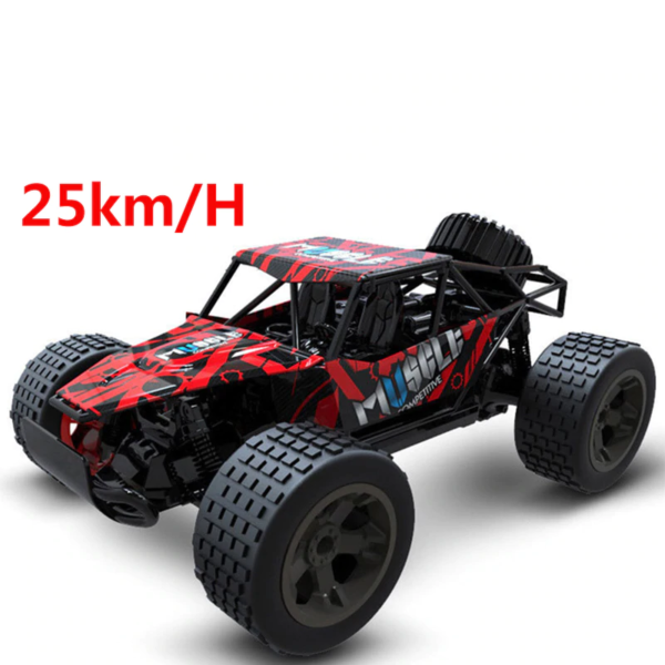 2.4G 4CH Off Road Buggy RC Car